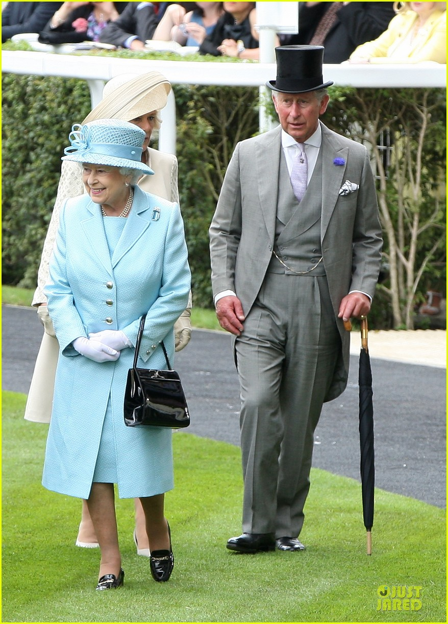 queen elizabeth royal ascot prince william rhino 18