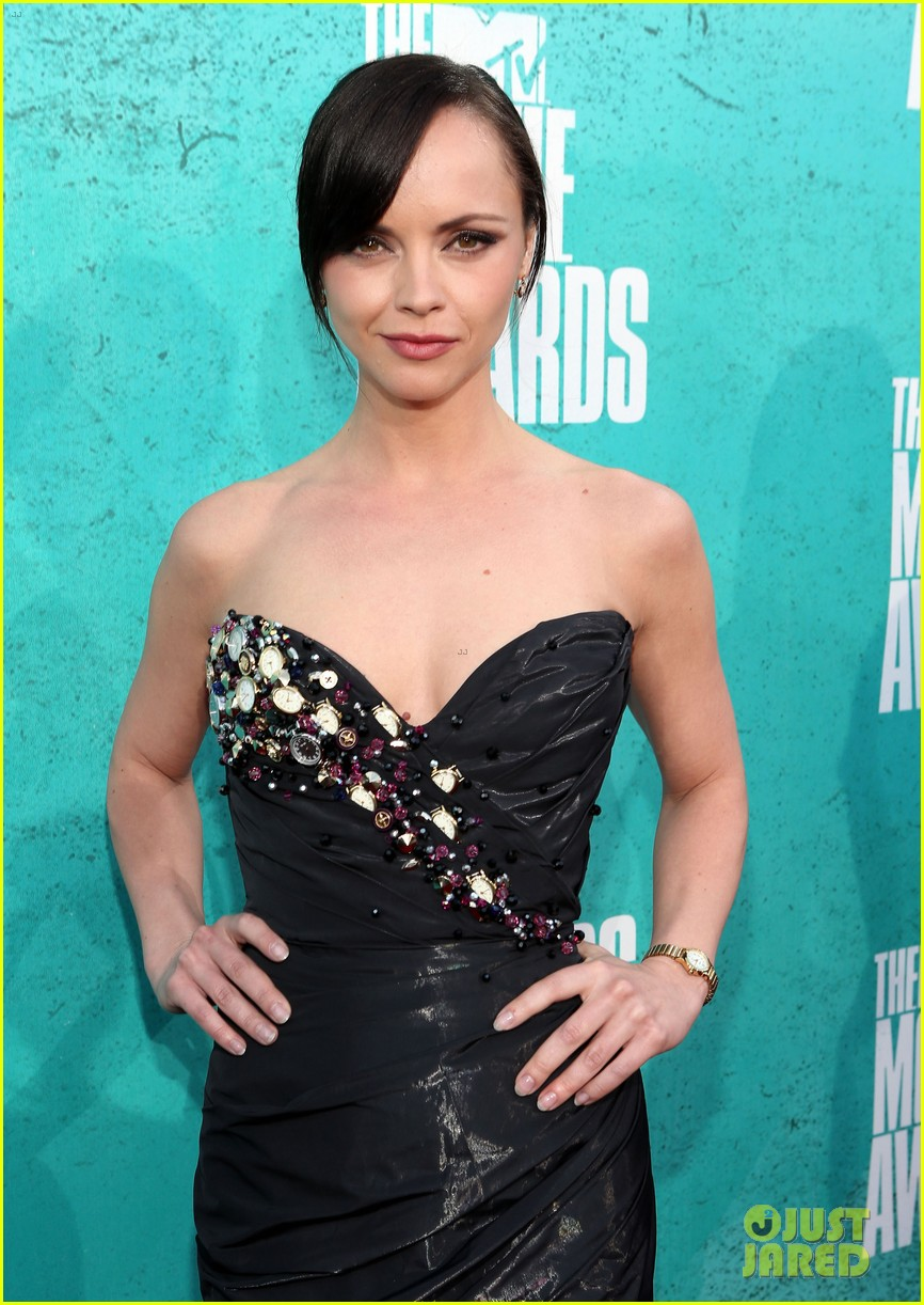 christina ricci 2012 mtv movie awards 052670084