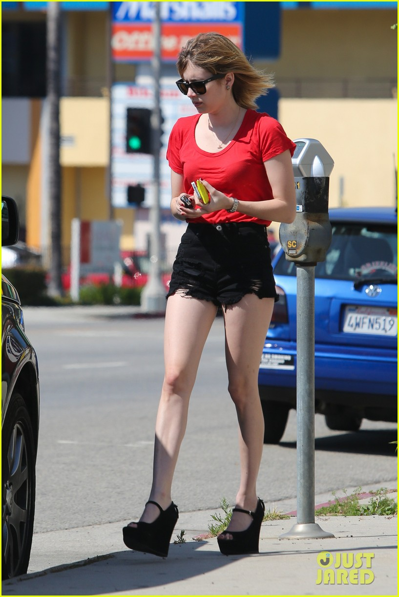 emma roberts feed the meter 042669700