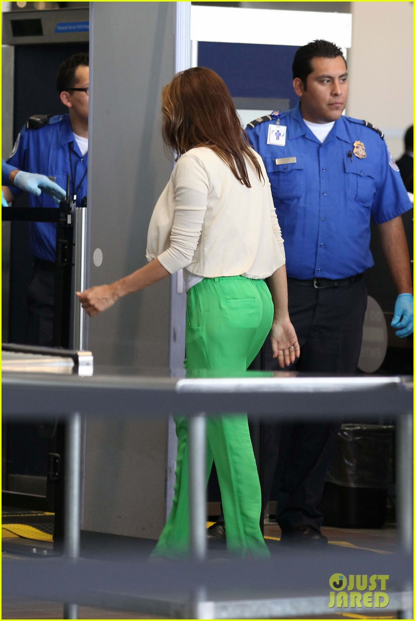 eva ryan leaving lax 10
