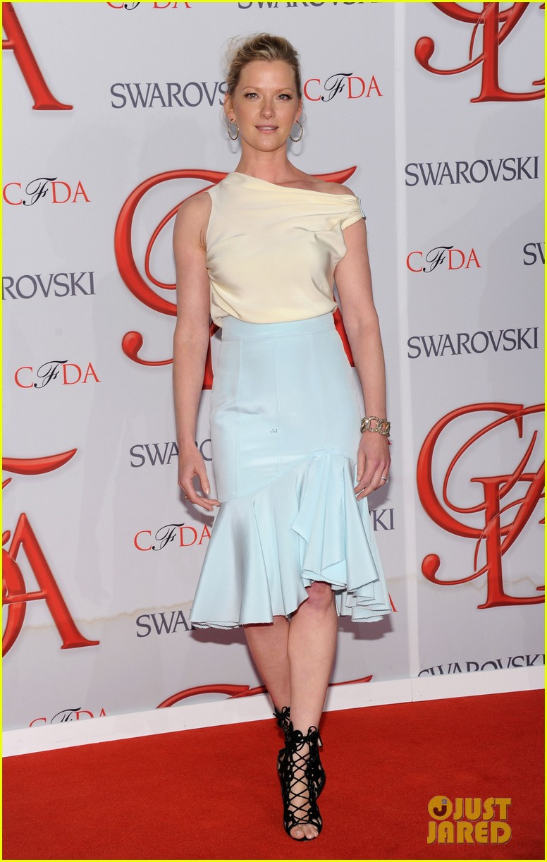 kyra sedgwick jessica stam cfda fashion awards 2012 052670572