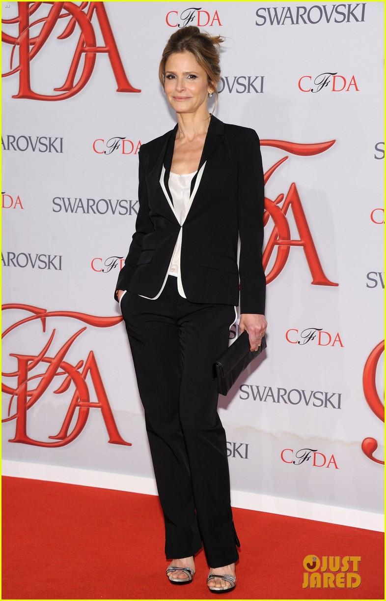 kyra sedgwick jessica stam cfda fashion awards 2012 172670584