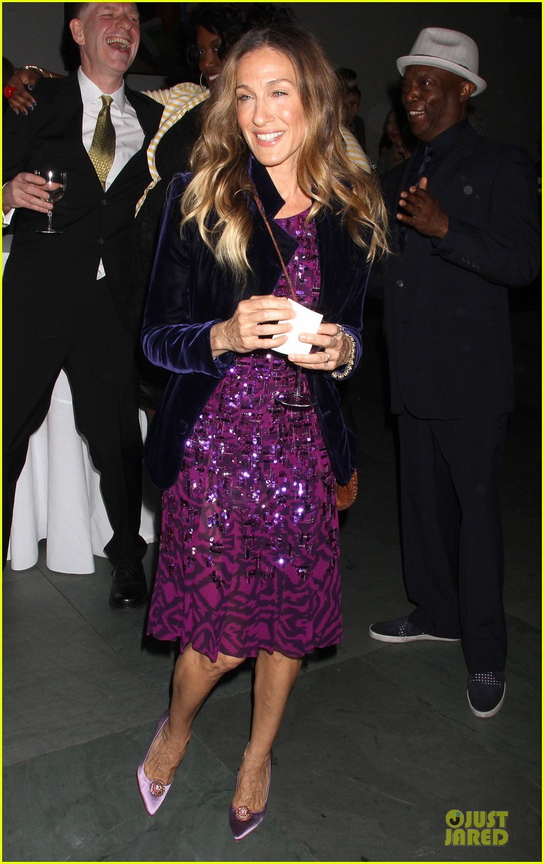 sarah jessica parker gordon parks gala anderson cooper 03