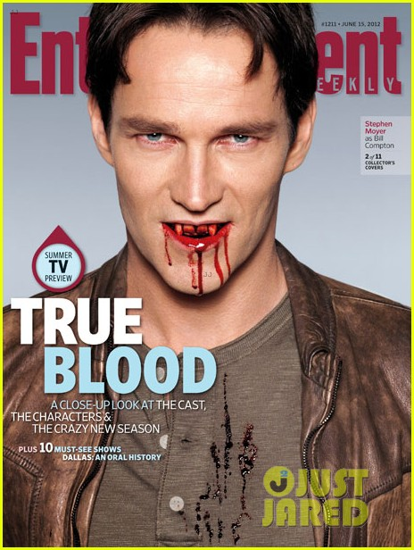 alexander skarsgard true blood cast covers entertainment weekly 03