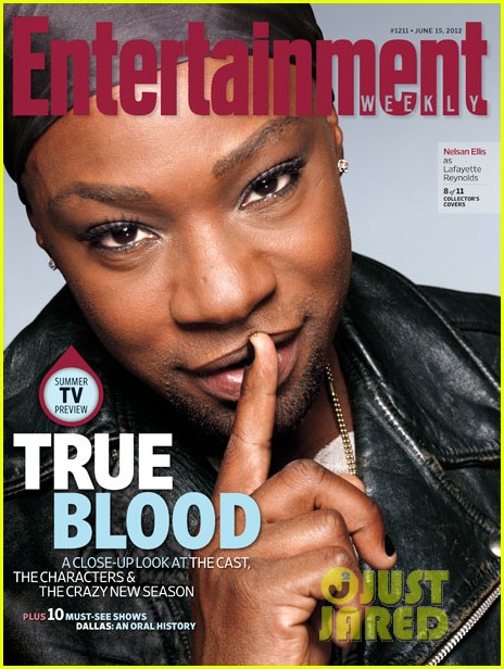alexander skarsgard true blood cast covers entertainment weekly 11