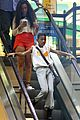willow smith escalator barnes noble 11