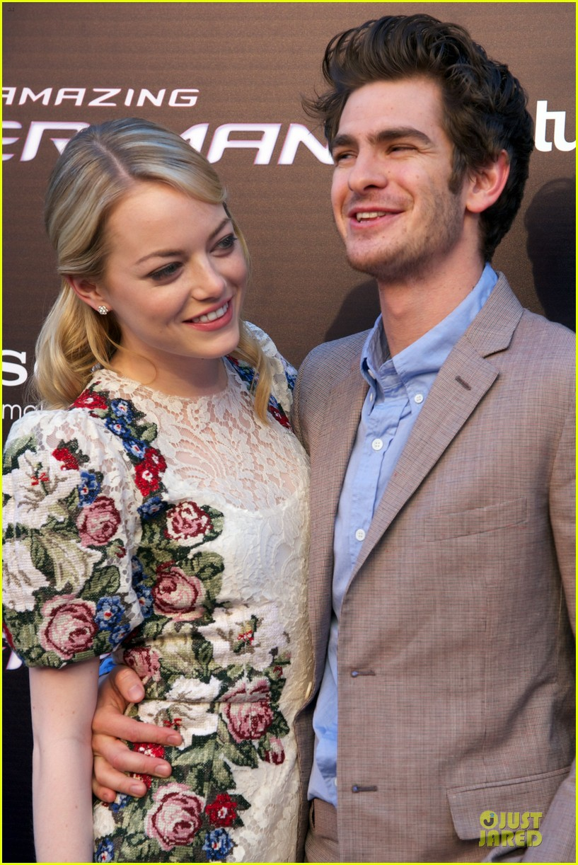 Emma Stone Andrew Garfield Spider Man Reviews Are In