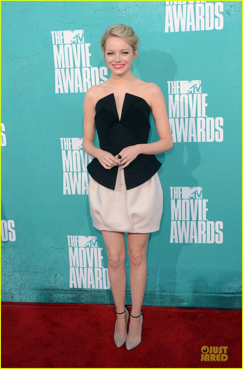 emma stone andrew garfield mtv movie awards 2012 07