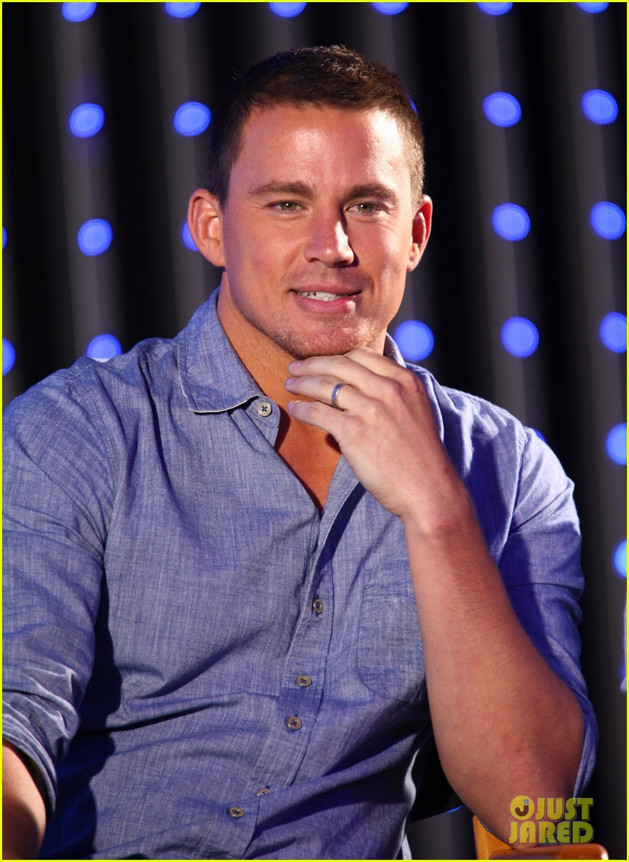 channing tatum magic mike is an independent movie 032669058