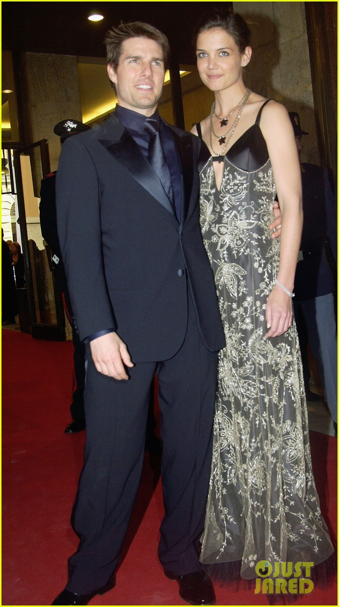 tom cruise katie holmes hottest red carpet moments 012681148