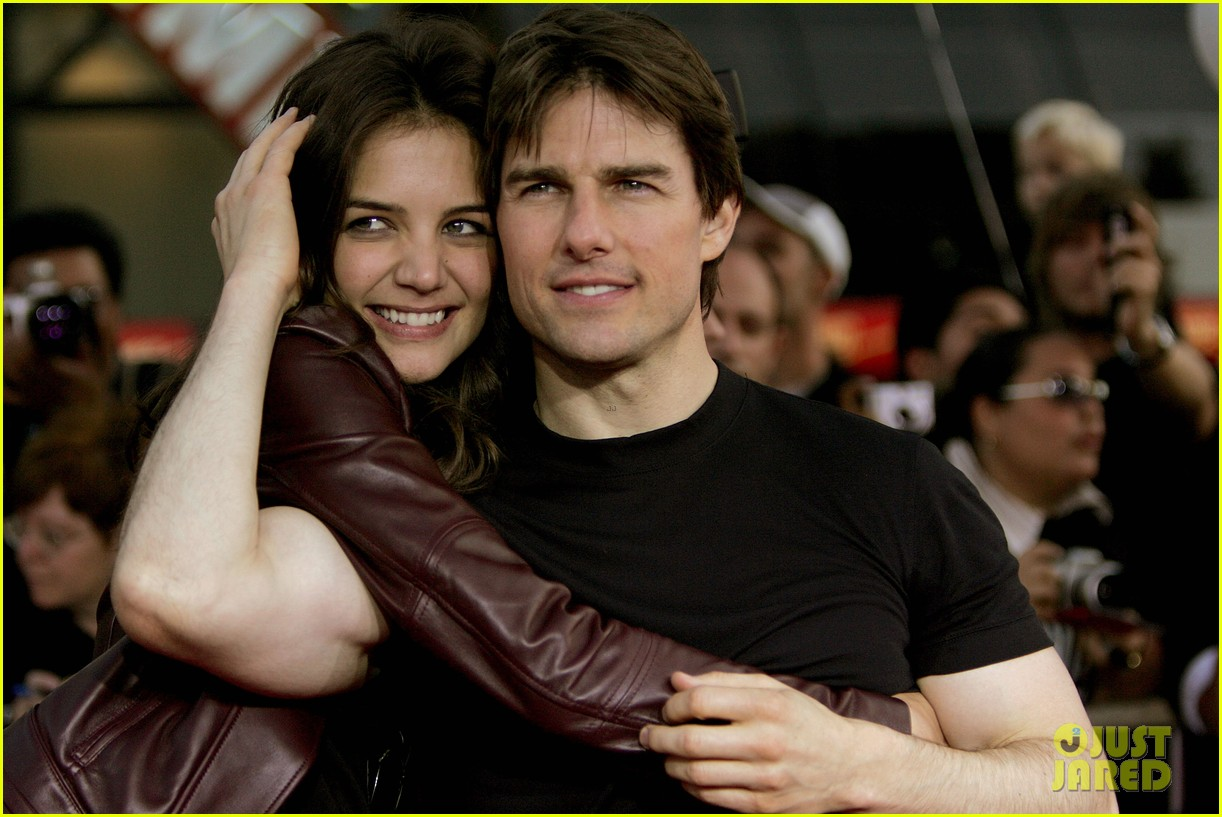 tom cruise katie holmes hottest red carpet moments 122681159