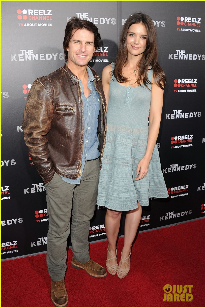 tom cruise katie holmes hottest red carpet moments 392681186