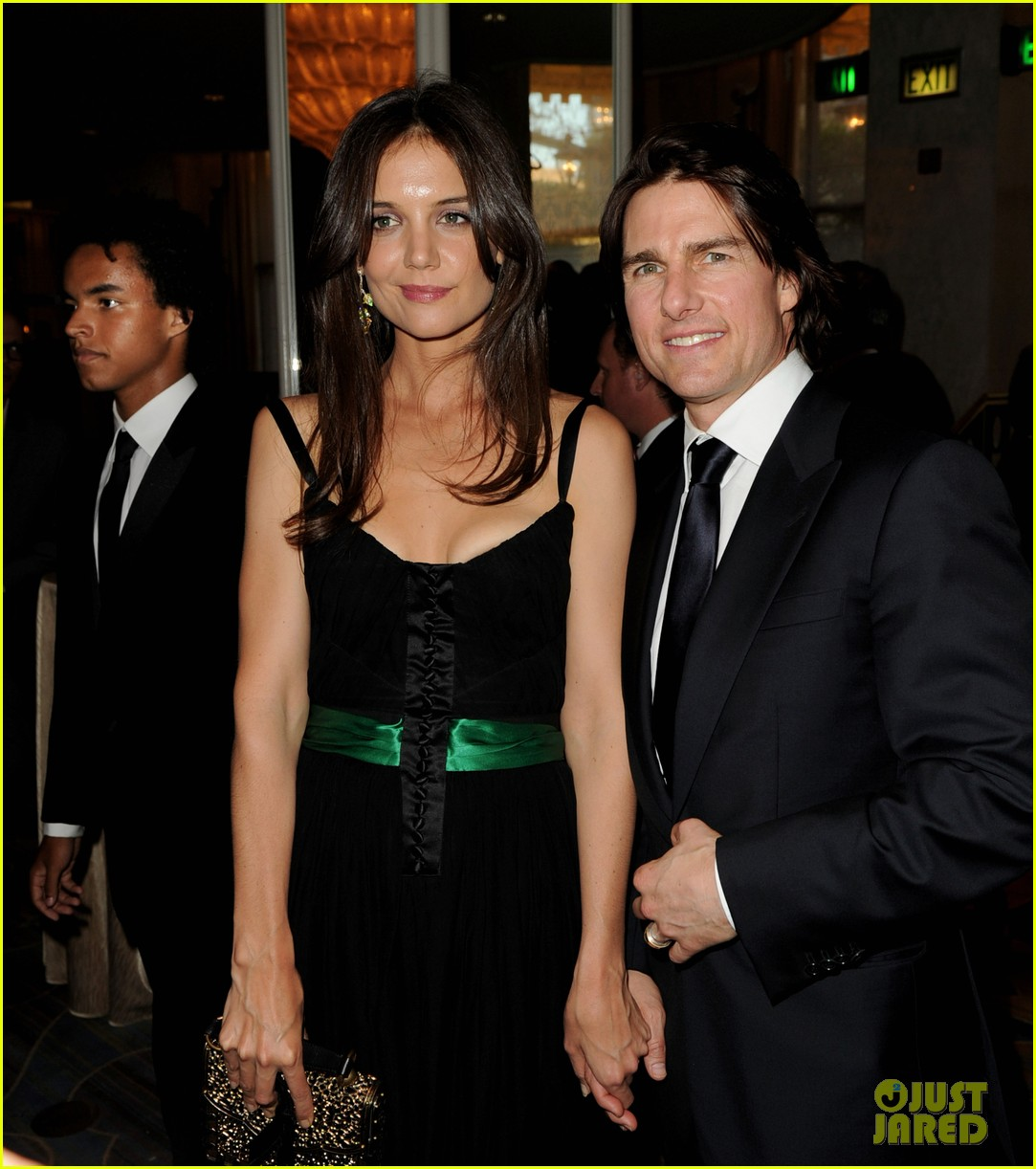 tom cruise katie holmes hottest red carpet moments 412681188