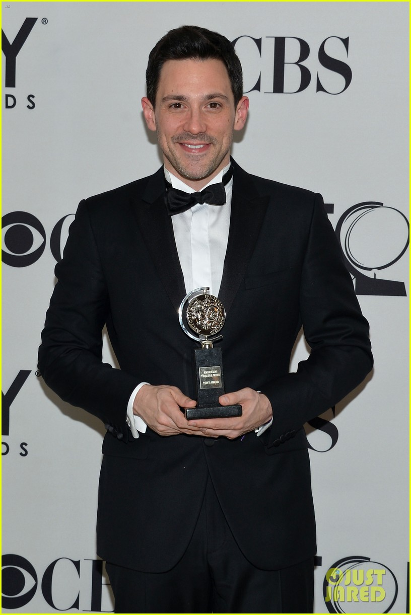 tony awards winners 2012 02