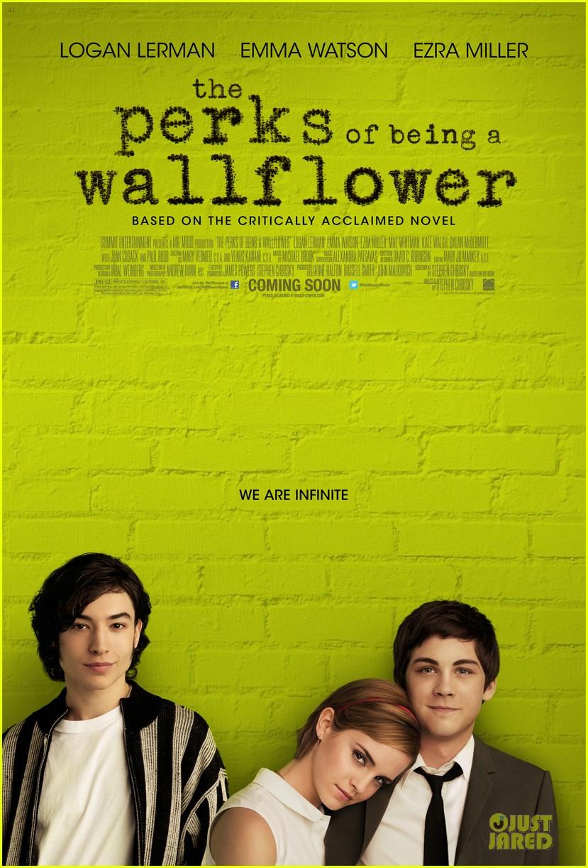 emma watson perks wallflower poster2669258