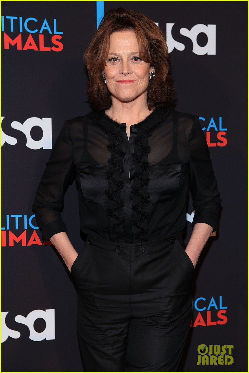 sigourney weaver sebastian stan political animals screening 03