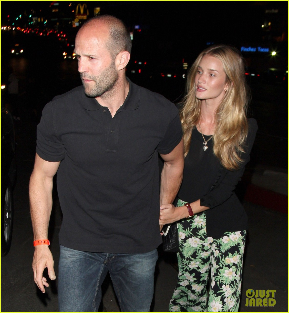 rosie huntington whiteley lana del rey with jason statham 08