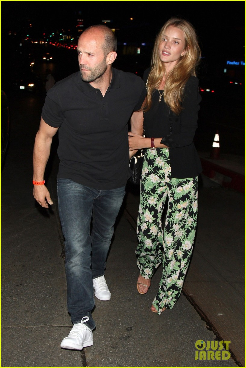 rosie huntington whiteley lana del rey with jason statham 10