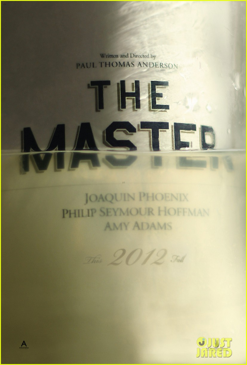 amy adams joaquin phoenix the master poster