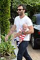 alessandra ambrosio 4th of july with jamie mazur baby noah 11