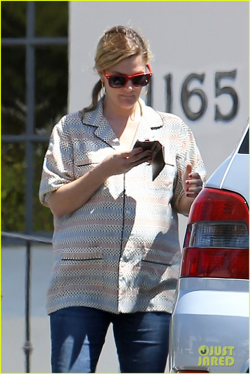 drew barrymore candle shopping with will kopelman 022683671
