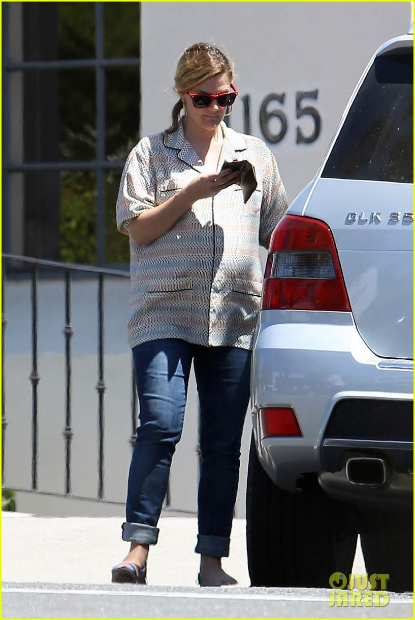 drew barrymore candle shopping with will kopelman 11