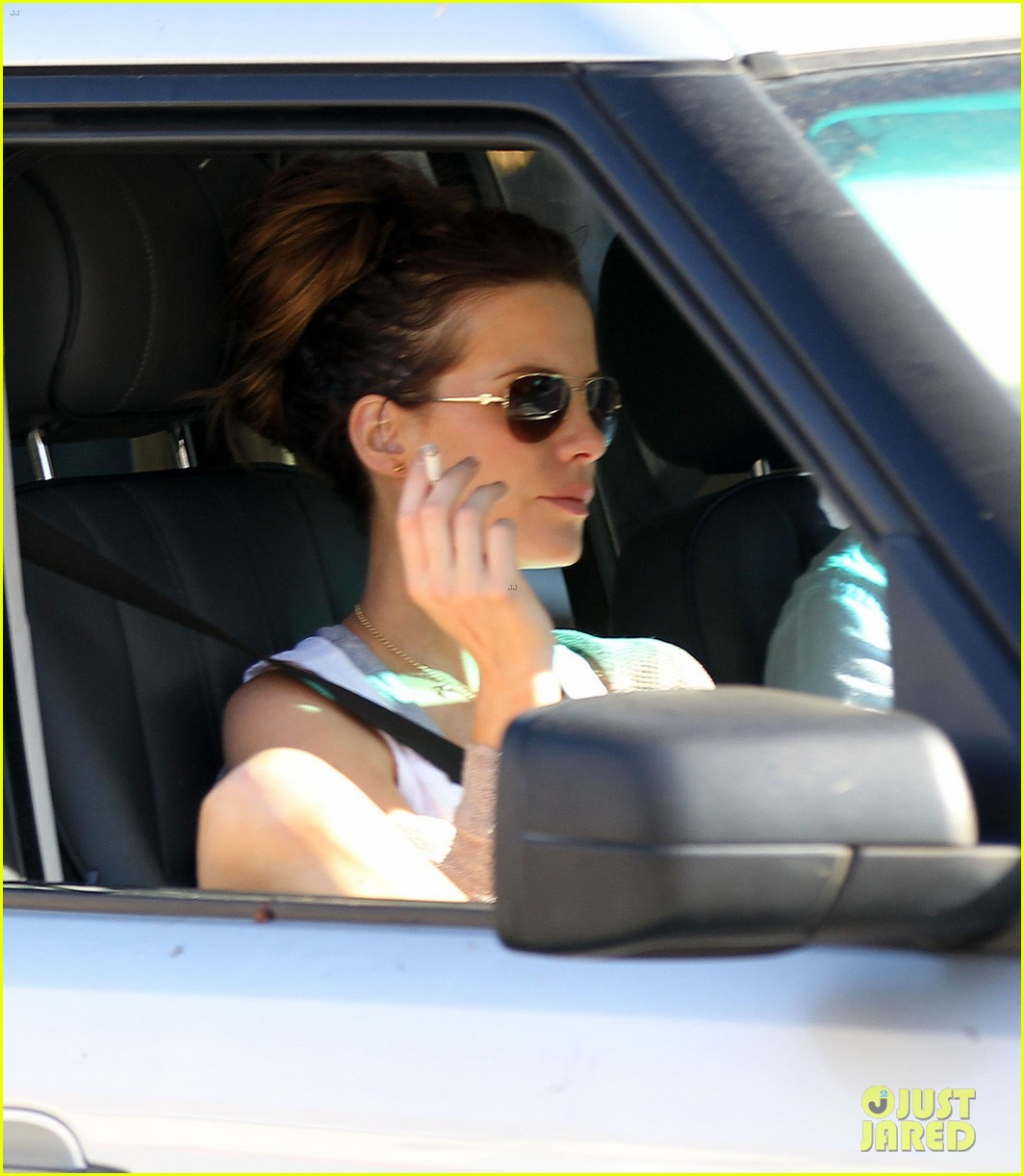kate beckinsale len wiseman brentwood country mart 102685474
