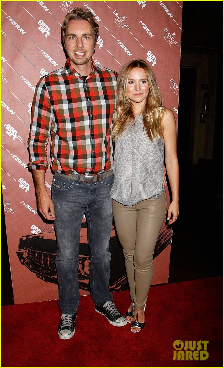 kristen bell hit and run screening with dax shepard 032692050