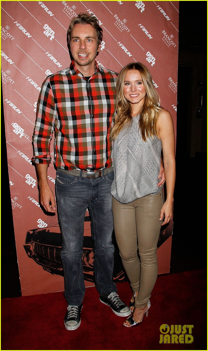 kristen bell hit and run screening with dax shepard 062692053