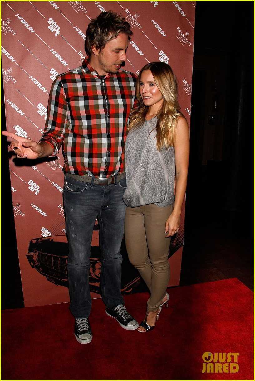 kristen bell hit and run screening with dax shepard 082692055