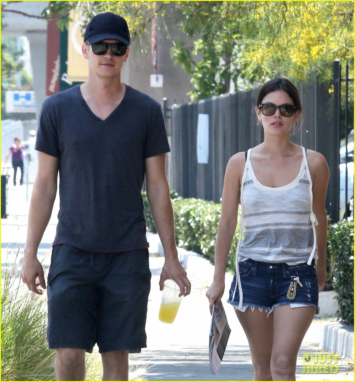 rachel bilson hayden christensen culver city shopping 17