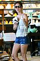 rachel bilson hayden christensen culver city shopping 29