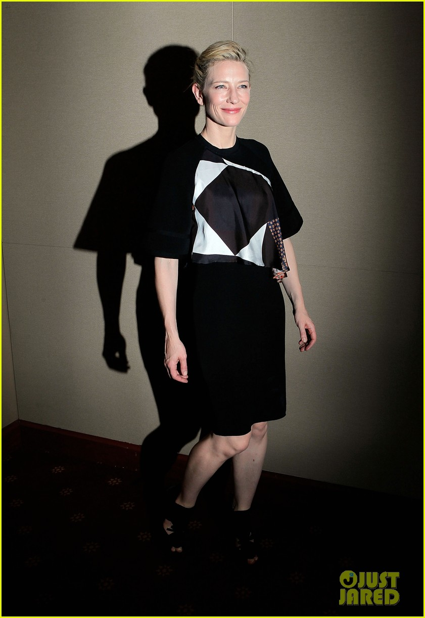 cate blanchett uncle vanya photo call with andrew upton 032690405