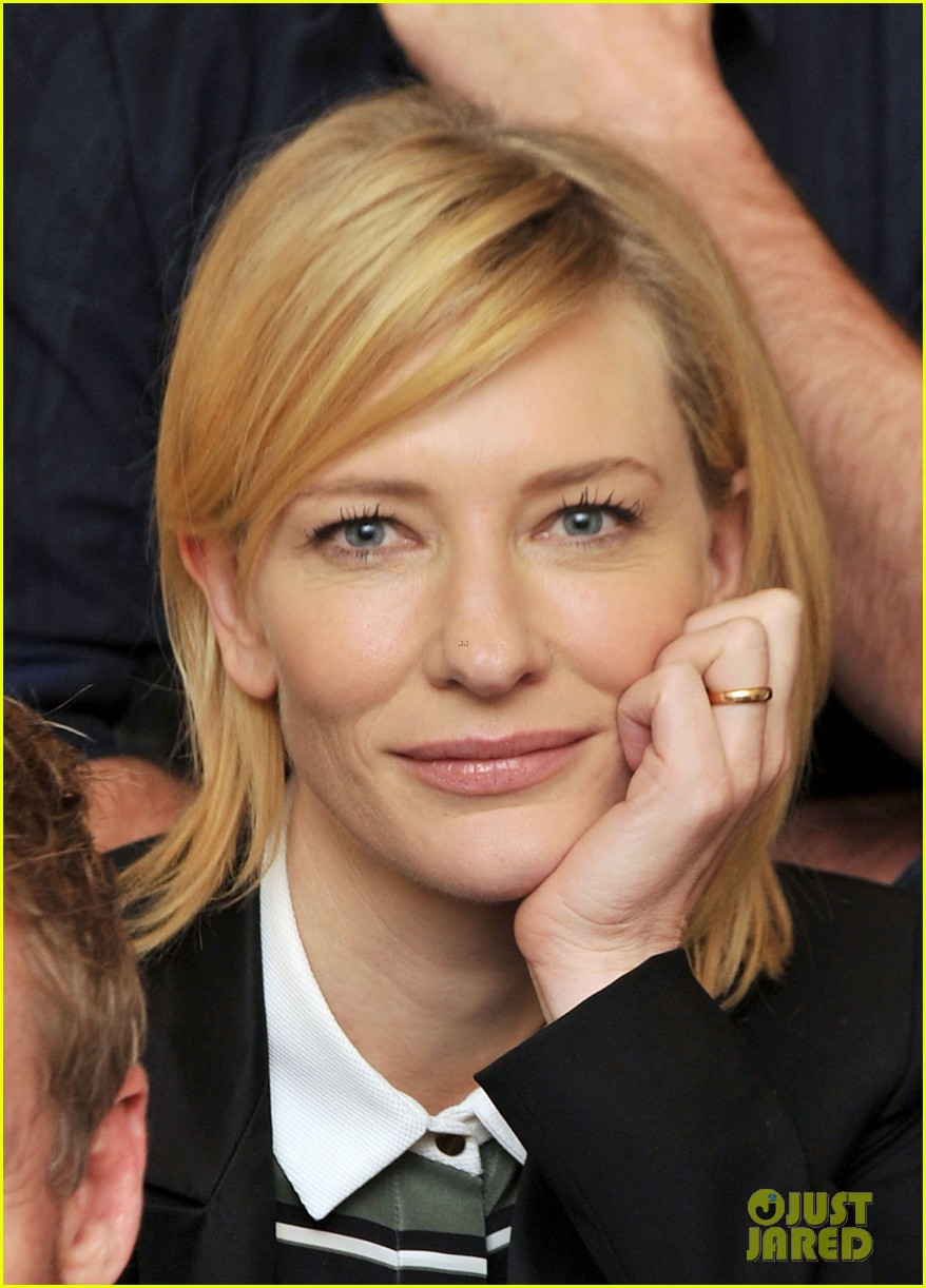 cate blanchett uncle vanya photo call 02