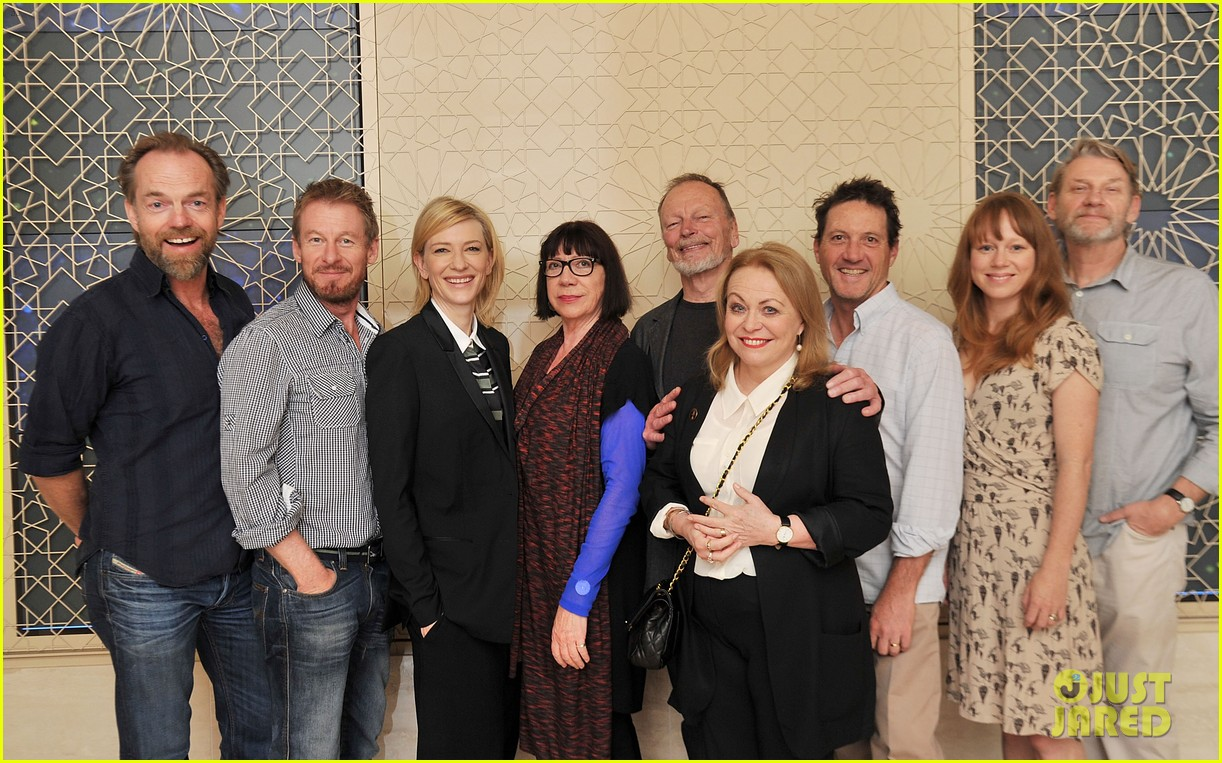 cate blanchett uncle vanya photo call 05