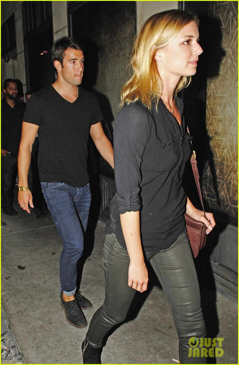 emily vancamp josh bowman night out 022689843