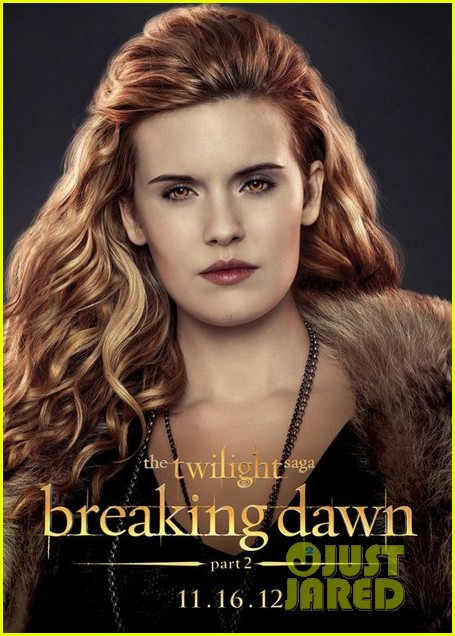 breaking dawn character posters 10
