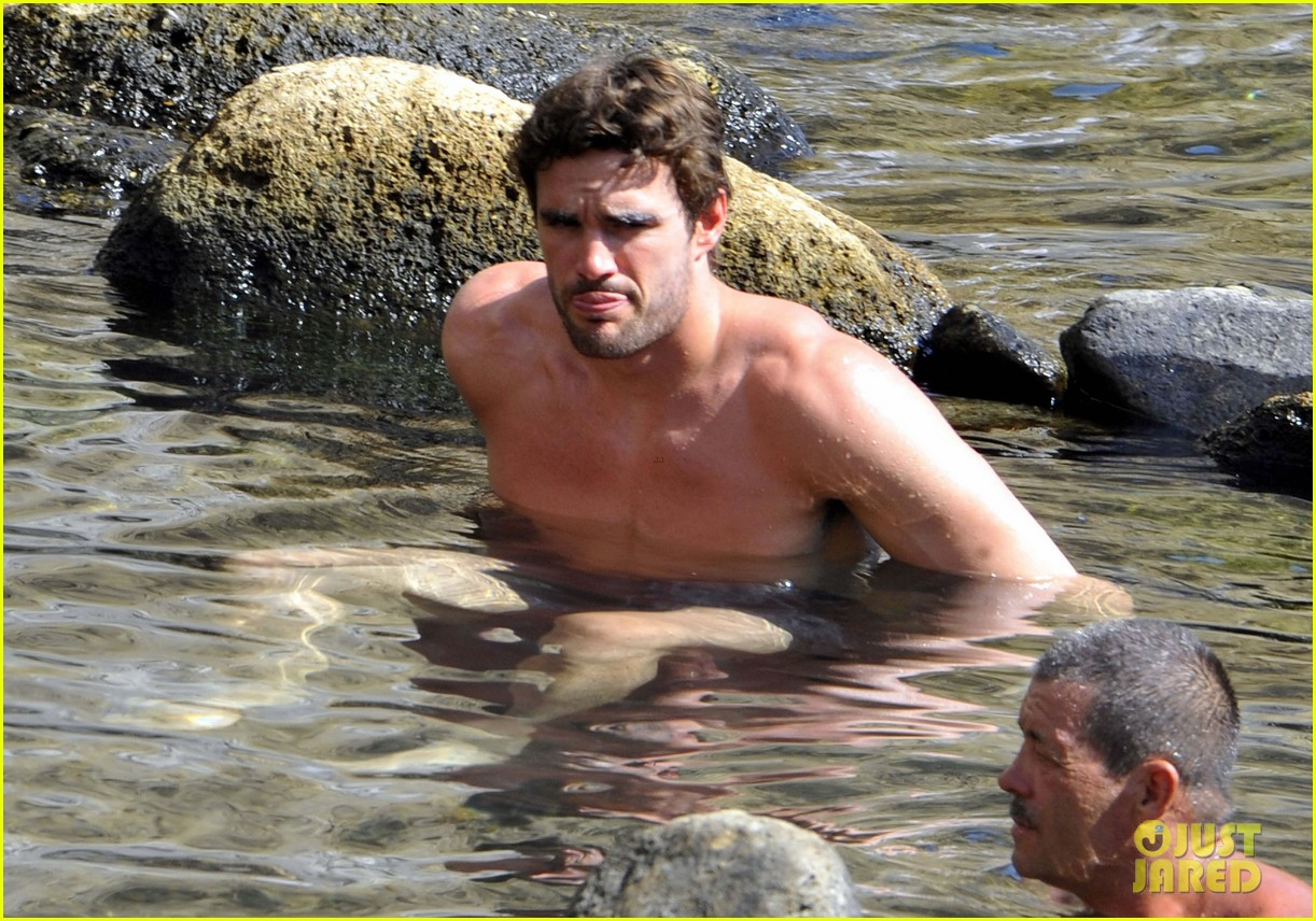 kelly brook thom evans ischia boat ride 062686449