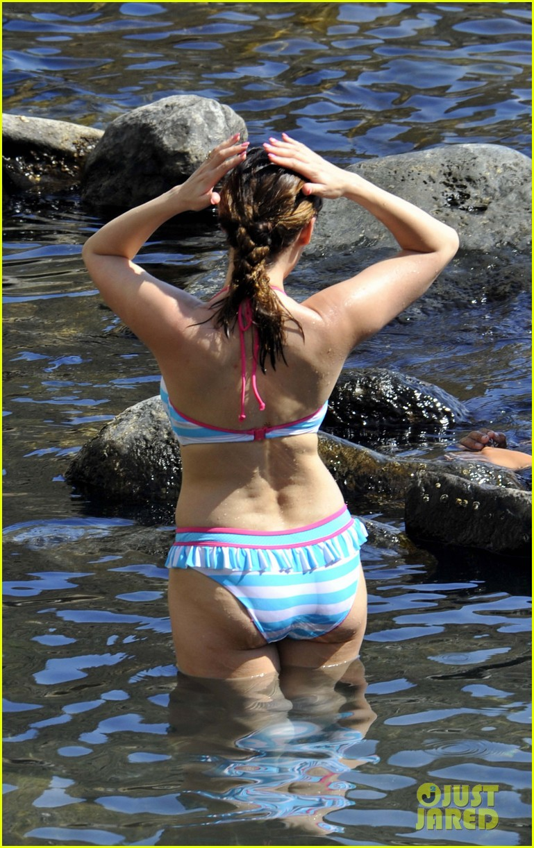 kelly brook thom evans ischia boat ride 14