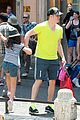 michael buble shopping in rome 06