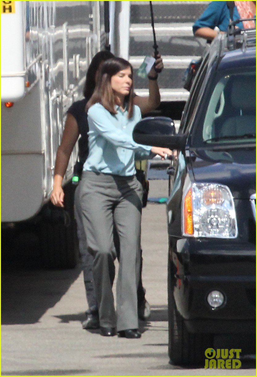 sandra bullock buddy cop film heat begins filming 032683722