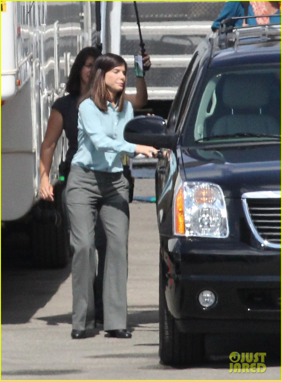sandra bullock buddy cop film heat begins filming 102683729