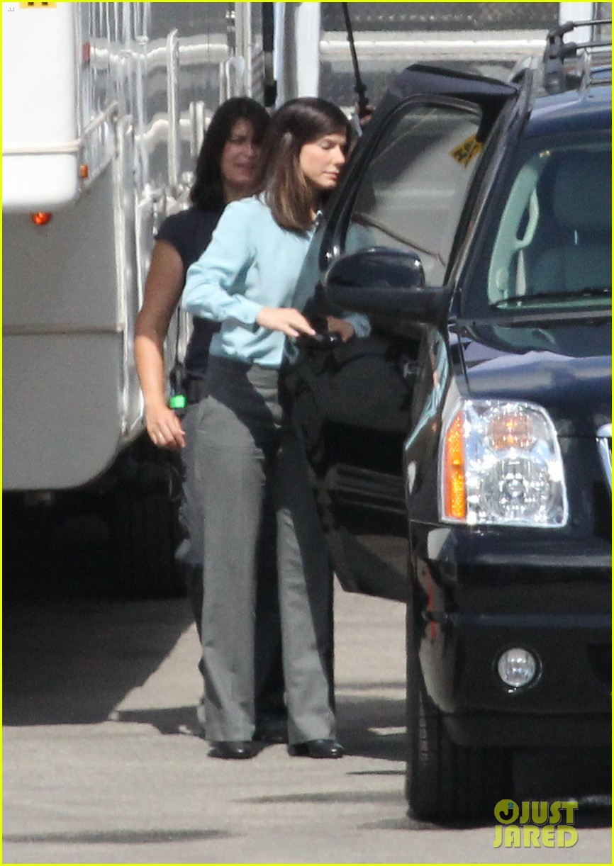 sandra bullock buddy cop film heat begins filming 12