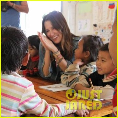 sophia bush charity work 04