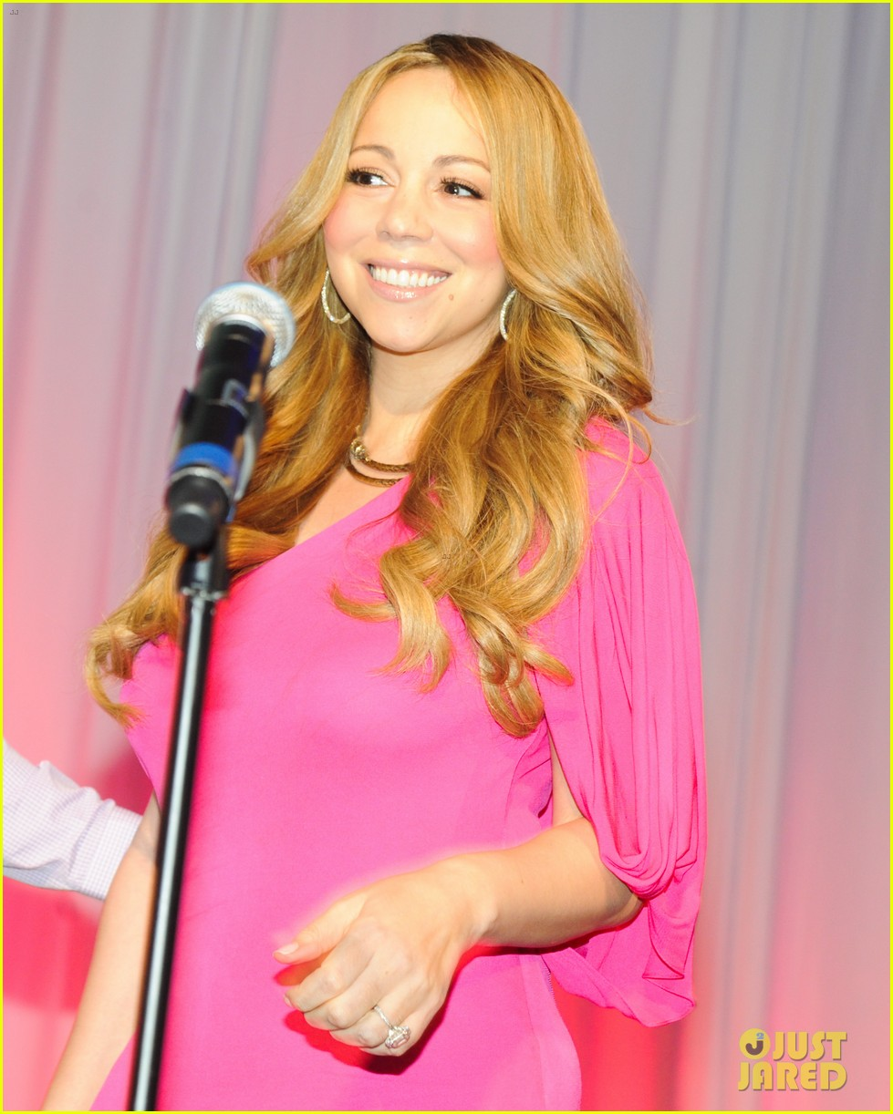 mariah carey art for life gala with nick cannon 022694762