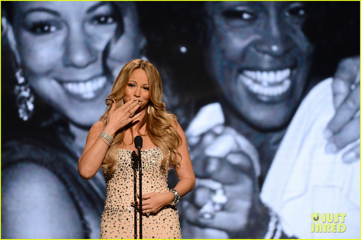 mariah carey whitney houston tribute at bet awards 012681840