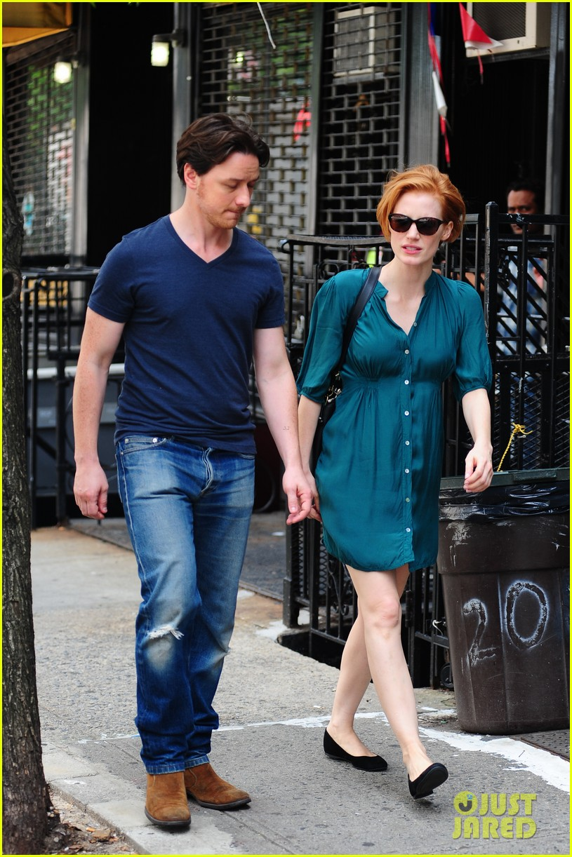 jessica chastain viola davis eleanor rigby set 10