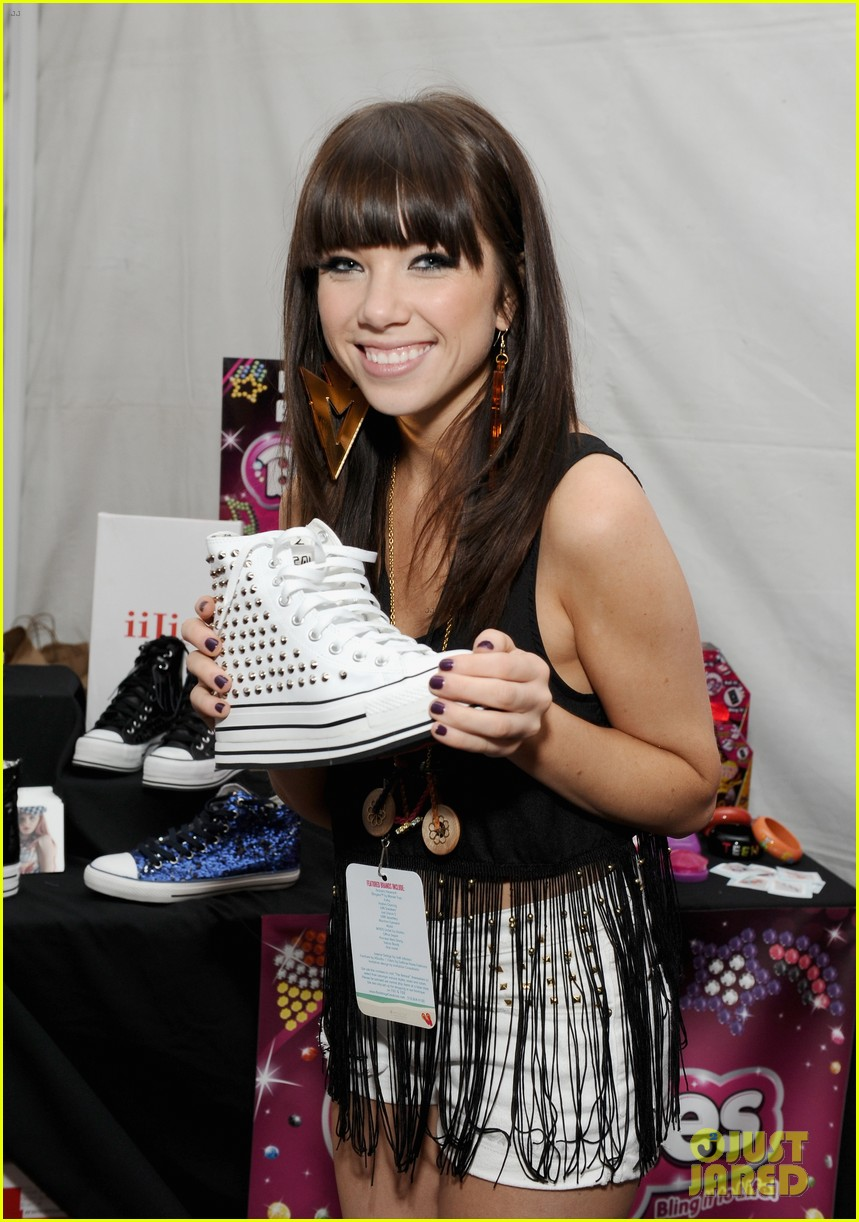 carly rae jepsen katsuya dinner after teen choice win 072691433