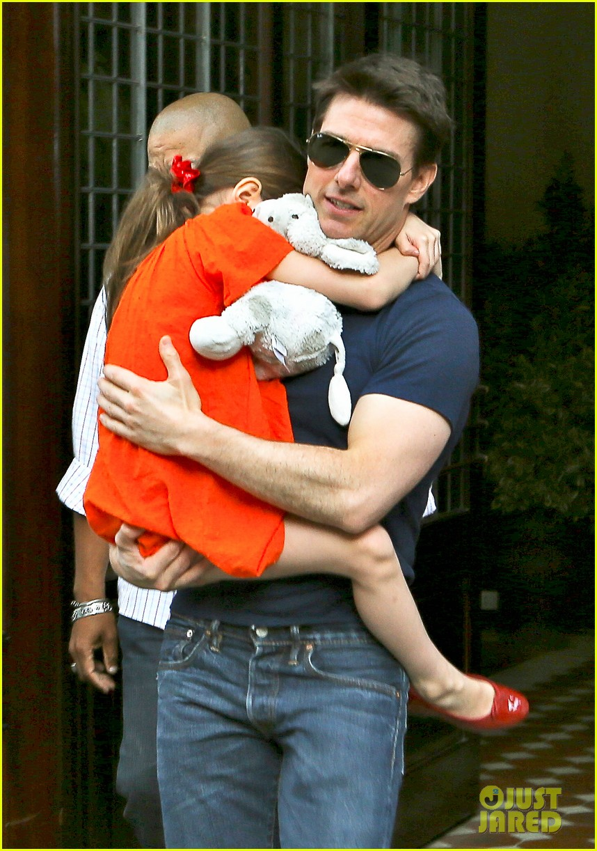 tom cruise suri daddy daughter day 042688854