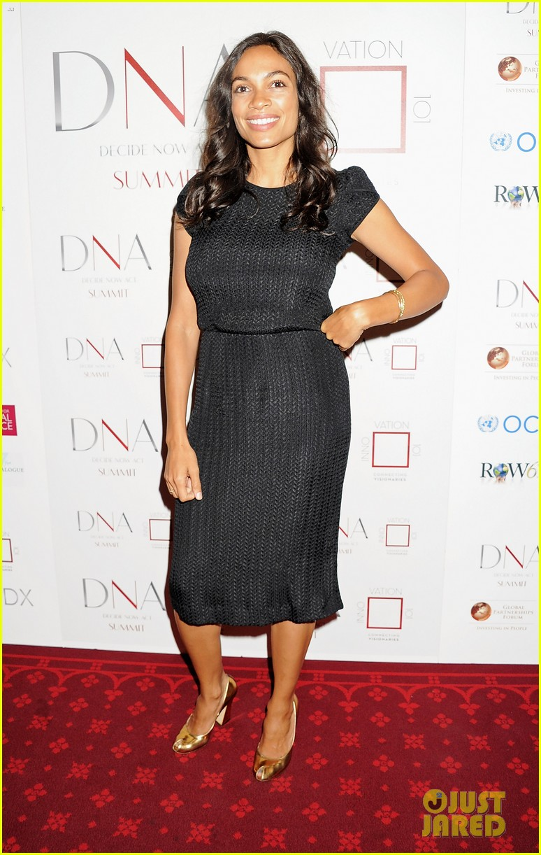 rosario dawson dna summit power breakfast 052692699
